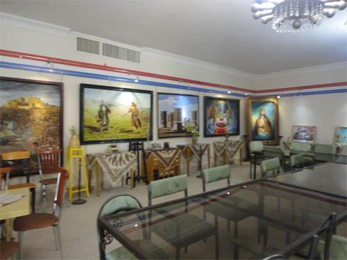 موزه استاد موسوی مشهد