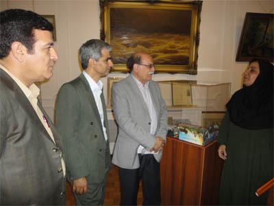 نمایشگاه مجموعه داران خصوصی در موزه هنرهای زیبا کاخ سعدآباد