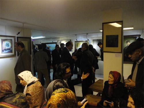 نمایشگاه انجمن مجموعه داران ایران